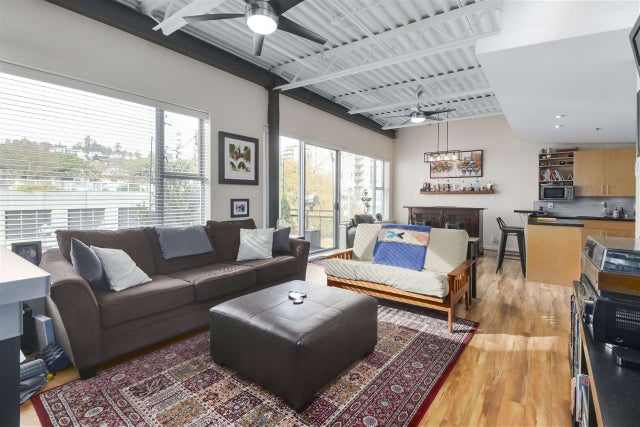 510 549 COLUMBIA STREET - Downtown NW Apartment/Condo for sale, 1 Bedroom (R2419232) #7