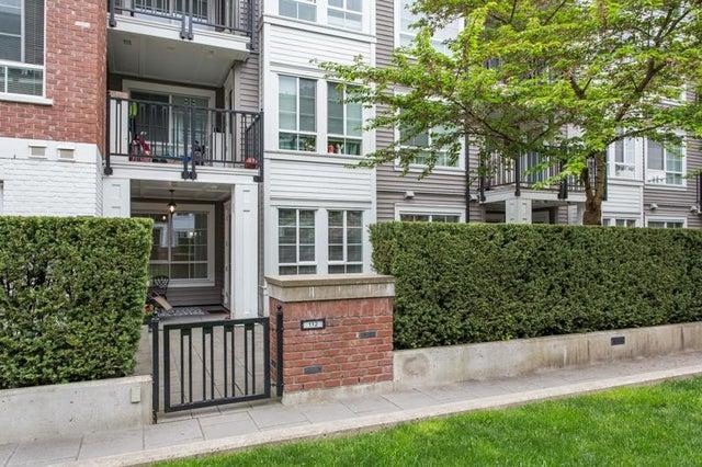 112 545 FOSTER AVENUE - Coquitlam West Apartment/Condo for sale, 2 Bedrooms (R2452266) #1