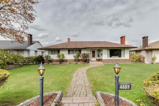 4657 FAIRLAWN DRIVE - Brentwood Park House/Single Family for sale, 4 Bedrooms (R2465254) #1