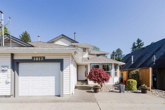 1017 ALDERSON AVENUE - Maillardville 1/2 Duplex for sale, 3 Bedrooms (R2571029) #1