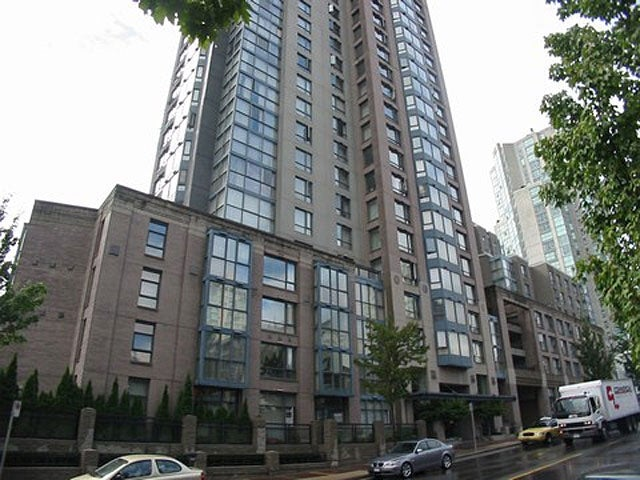 # 1603 388 Drake St - Yaletown Apartment/Condo for sale, 2 Bedrooms (V855361) #1