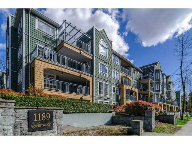 # 306 1189 Westwood St - North Coquitlam Apartment/Condo for sale, 1 Bedroom (V1001139) #1