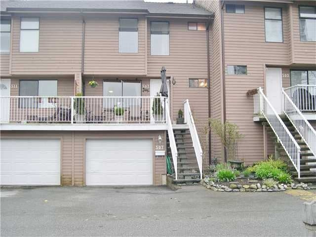 507 Lehman Pl - North Shore Pt Moody Townhouse for sale, 3 Bedrooms (V944249) #1