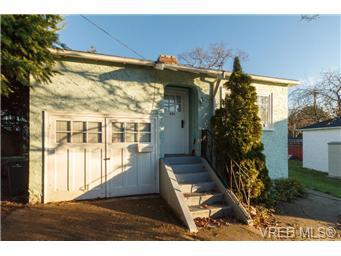 625 Lampson St - Es Old Esquimalt Single Family Detached for sale, 2 Bedrooms (344782) #1