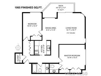 307 1145 Hilda St - Vi Fairfield West Condo Apartment for sale, 2 Bedrooms (345589) #14