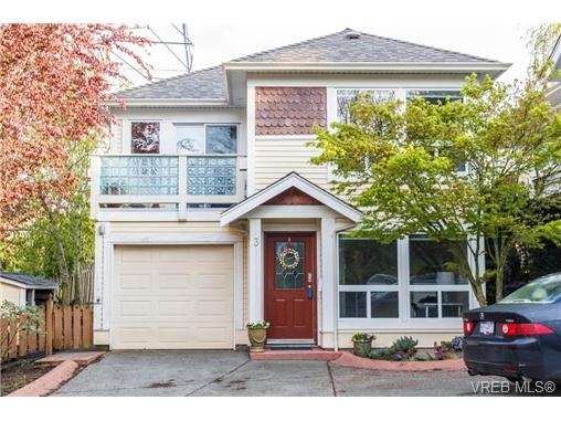 3 816 Kimberly Pl - SE High Quadra Row/Townhouse for sale, 3 Bedrooms (349023) #1