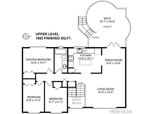 3988 Birchwood St - SE Lambrick Park Single Family Detached for sale, 4 Bedrooms (353460) #19