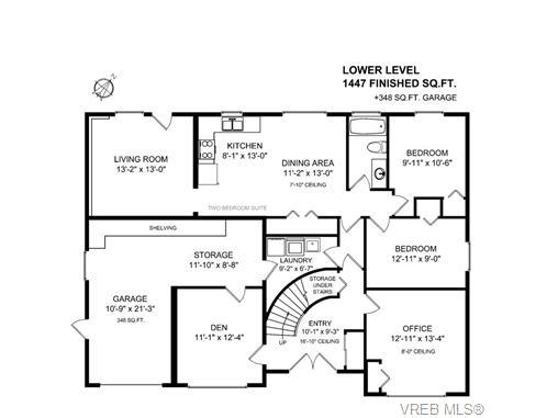 4195 Narain Lane - SE Lake Hill Single Family Detached for sale, 6 Bedrooms (354059) #20
