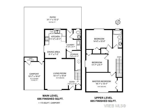 620 Broadway St - SW Glanford Half Duplex for sale, 3 Bedrooms (355922) #16
