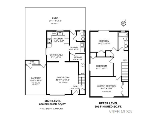 622 Broadway St - SW Glanford Half Duplex for sale, 3 Bedrooms (355923) #16