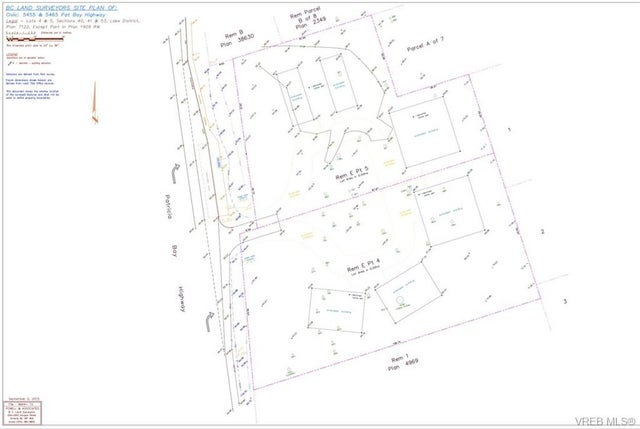 5455 Pat Bay Hwy - SE Cordova Bay Unimproved Land for sale(374646) #2