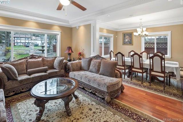 4375 Shelbourne St - SE Mt Doug Single Family Detached for sale, 6 Bedrooms (376434) #4