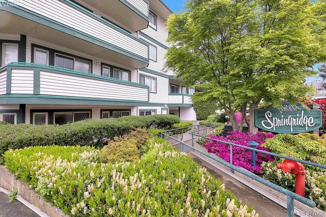 101 1270 Johnson St - Vi Downtown Condo Apartment for sale, 2 Bedrooms (377869) #1