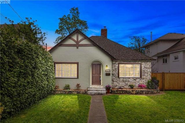 2617 Cadboro Bay Rd - OB Estevan Single Family Detached for sale, 3 Bedrooms (378512) #1