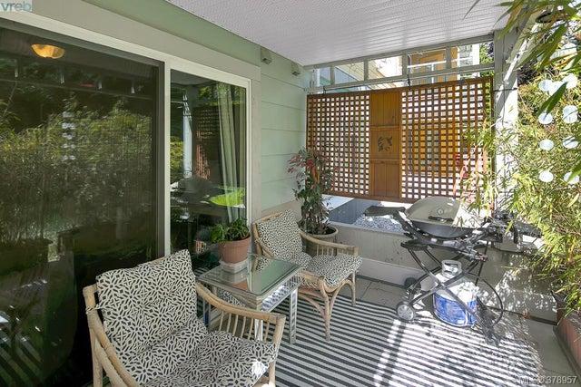 105 1663 McKenzie Ave - SE Mt Tolmie Condo Apartment for sale, 2 Bedrooms (378957) #11