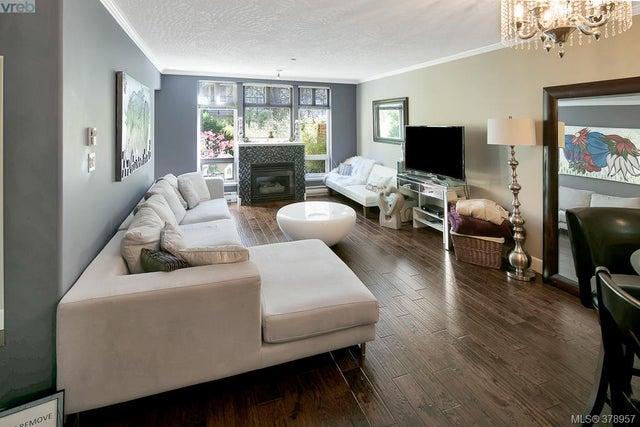 105 1663 McKenzie Ave - SE Mt Tolmie Condo Apartment for sale, 2 Bedrooms (378957) #2