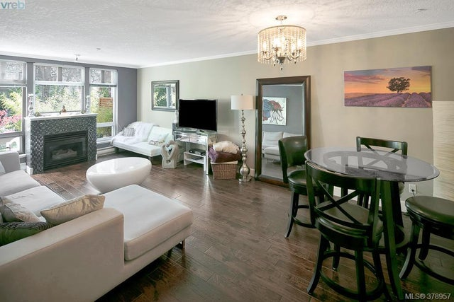 105 1663 McKenzie Ave - SE Mt Tolmie Condo Apartment for sale, 2 Bedrooms (378957) #5