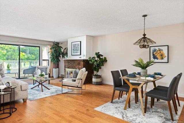 202 1175 Newport Ave - OB South Oak Bay Condo Apartment for sale, 2 Bedrooms (876626) #6