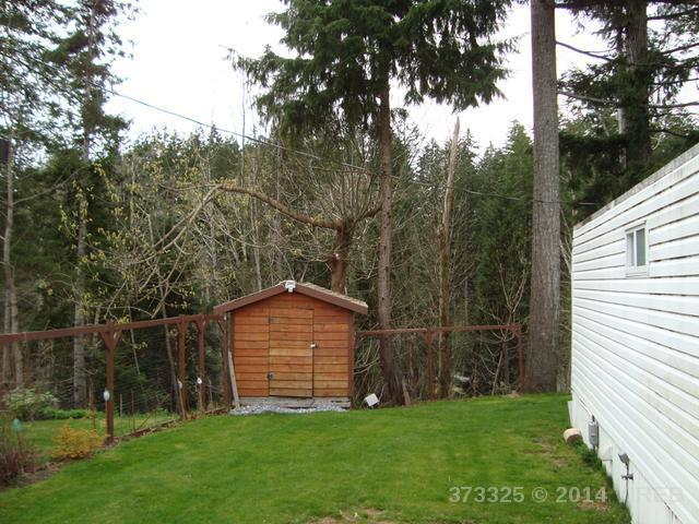 16 2520 QUINSAM ROAD - CR Campbell River West Manufactured Home for sale, 2 Bedrooms (373325) #8