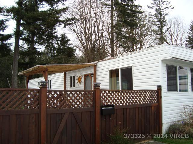 16 2520 QUINSAM ROAD - CR Campbell River West Manufactured Home for sale, 2 Bedrooms (373325) #9