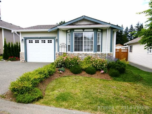 133 4714 MUIR ROAD - CV Courtenay East Manufactured Home for sale, 2 Bedrooms (378696) #1