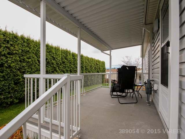 26 4714 MUIR ROAD - CV Courtenay East Manufactured Home for sale, 2 Bedrooms (389054) #17