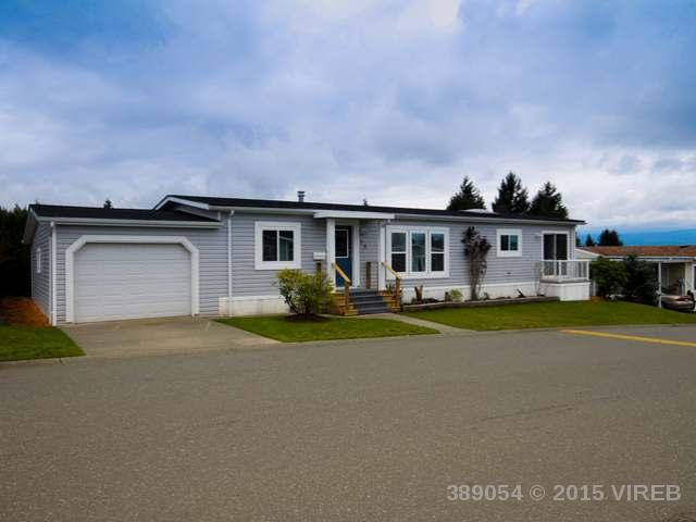 26 4714 MUIR ROAD - CV Courtenay East Manufactured Home for sale, 2 Bedrooms (389054) #1