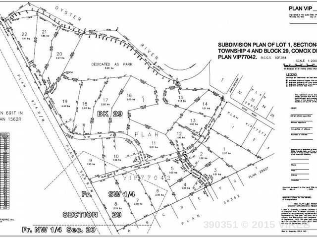 PCL 11 ISLAK ROAD - CV Merville Black Creek Land for sale(390351) #8