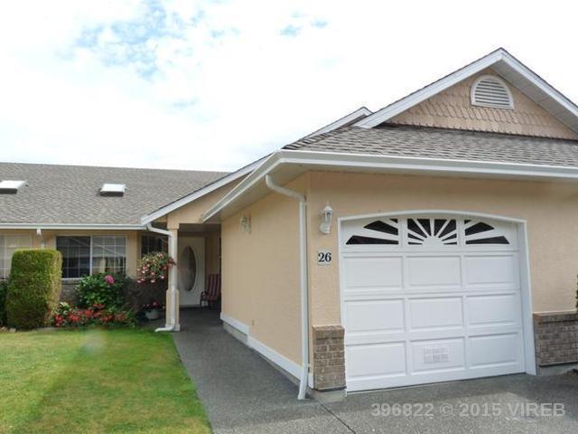 26 20 ANDERTON AVE - CV Courtenay City Condo Apartment for sale, 2 Bedrooms (396822) #1