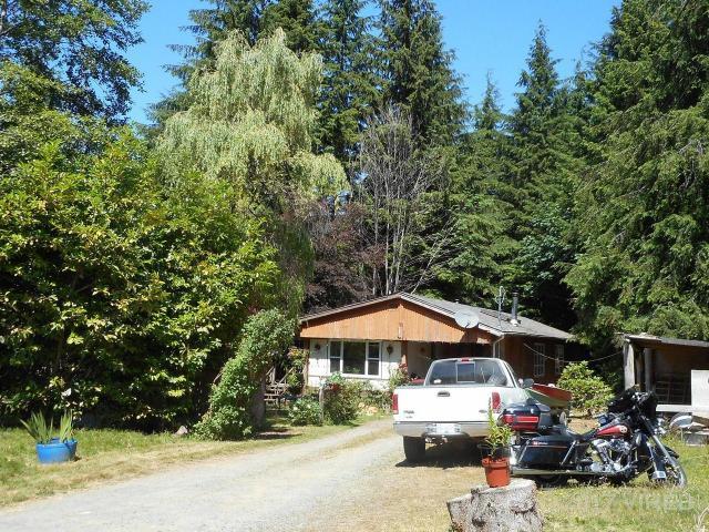 600 RYANS ROAD - NI Kelsey Bay/Sayward Single Family Detached for sale, 3 Bedrooms (427026) #1