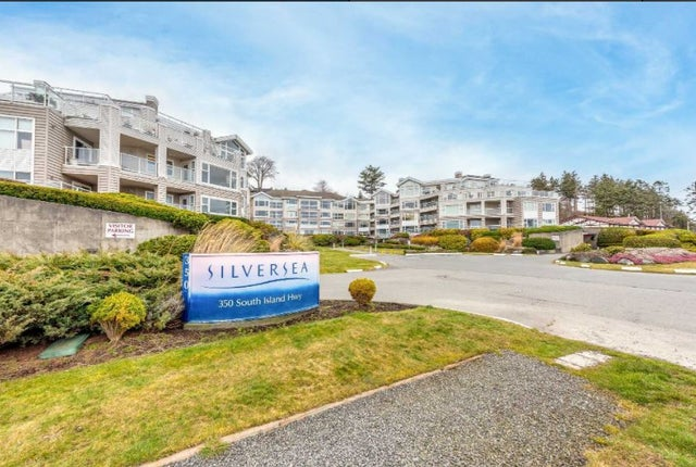 350 S. Island Hwy - CR Willow Point Condo Apartment for sale, 2 Bedrooms  #1