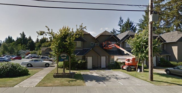 555 Rockland - CR Campbell River South Row/Townhouse for sale, 2 Bedrooms  #1