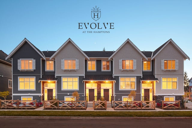 Evolve at the Hamptons - Grandview Surrey Townhouse for sale