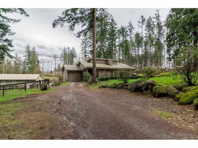 142 208 STREET - Campbell Valley House with Acreage for sale, 2 Bedrooms (R2147454)