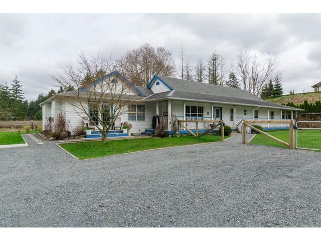 19751 16 AVENUE - Brookswood Langley House with Acreage for sale, 6 Bedrooms (R2151542)