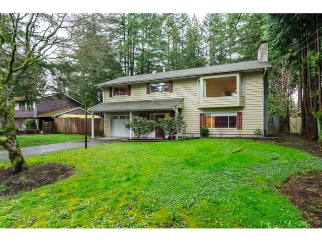 4114 206A STREET - Brookswood Langley House/Single Family for sale, 4 Bedrooms (R2153887)