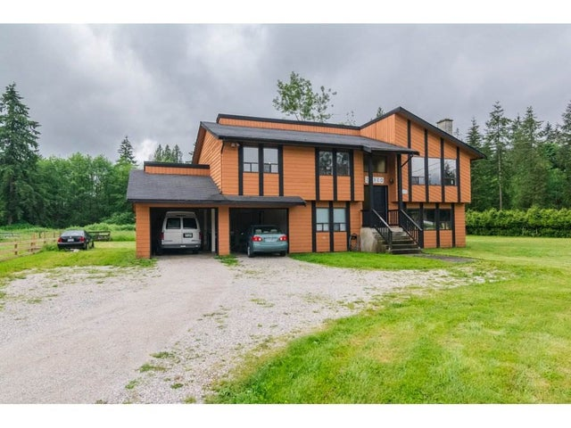 20320 24 AVENUE - Brookswood Langley House with Acreage for sale, 4 Bedrooms (R2173283)