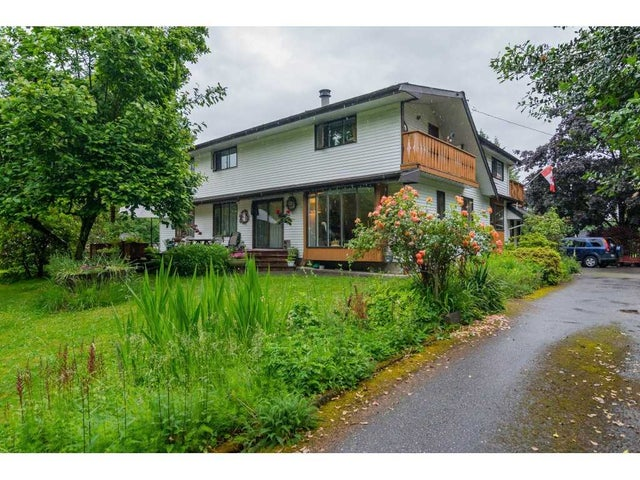 5470 240 STREET - Salmon River House with Acreage for sale, 4 Bedrooms (R2177808)