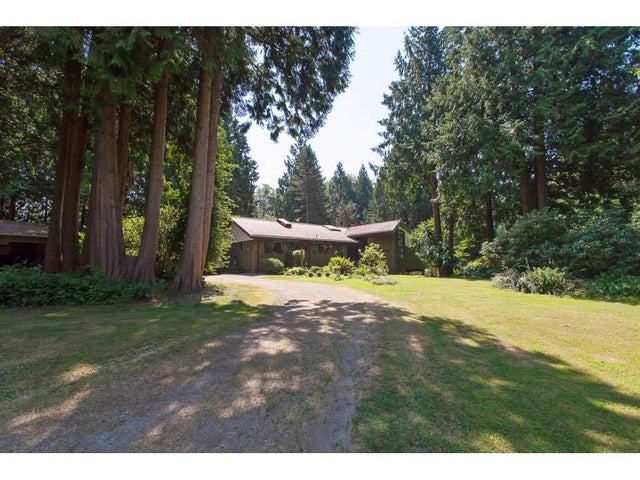 23077 FRASER HIGHWAY - Salmon River House with Acreage for sale, 5 Bedrooms (R2191287)