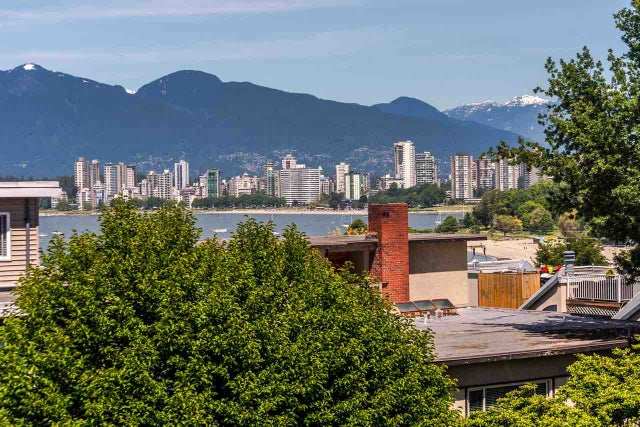 8 1620 BALSAM STREET - Kitsilano Townhouse for sale, 2 Bedrooms (R2174558)