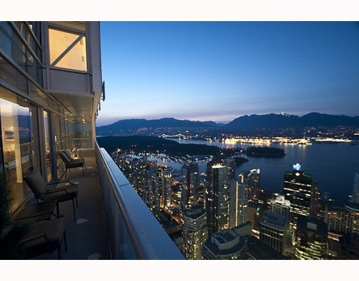# 5401 1128 W Georgia St, West End, Vancouver  - West End VW Apartment/Condo for sale, 2 Bedrooms (V754918)