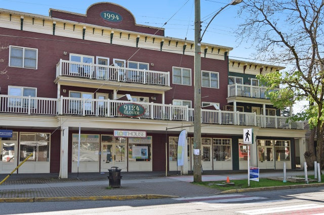 202 9124 GLOVER ROAD - Fort Langley Apartment/Condo for sale, 2 Bedrooms (R2162527)