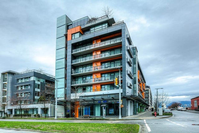 304 123 W 1ST AVENUE - False Creek Apartment/Condo for sale, 1 Bedroom (R2033683)
