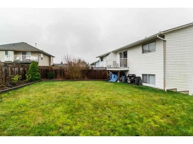 # 2 5634 KATHLEEN DR - Vedder S Watson-Promontory 1/2 Duplex for sale, 3 Bedrooms (H2150408) #19