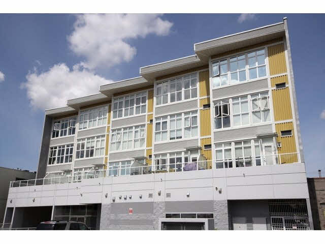 402 20238 FRASER HIGHWAY - Langley City Apartment/Condo for sale, 1 Bedroom (F1443502) #1