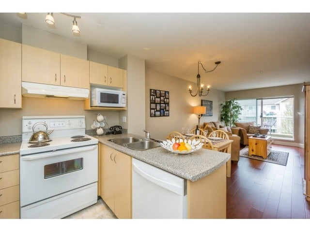 414 6359 198 STREET - Willoughby Heights Apartment/Condo for sale, 1 Bedroom (R2042353) #4