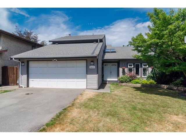 20479 49A AVENUE - Langley City House/Single Family for sale, 3 Bedrooms (R2191023)