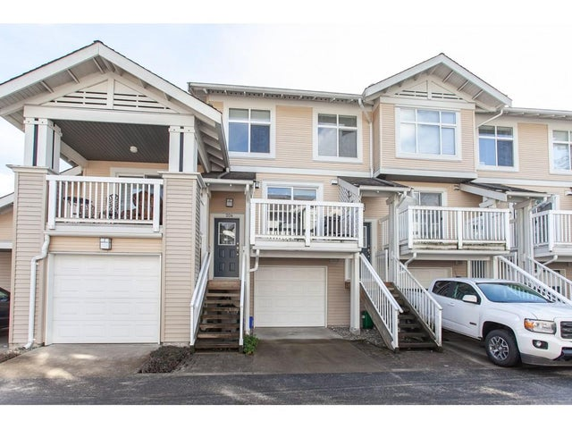 204 20033 70 AVENUE - Willoughby Heights Townhouse for sale, 2 Bedrooms (R2346455) #1
