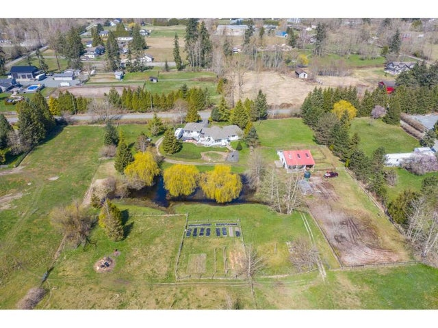 25890 64TH AVENUE - County Line Glen Valley House with Acreage for sale, 3 Bedrooms (R2450075) #19