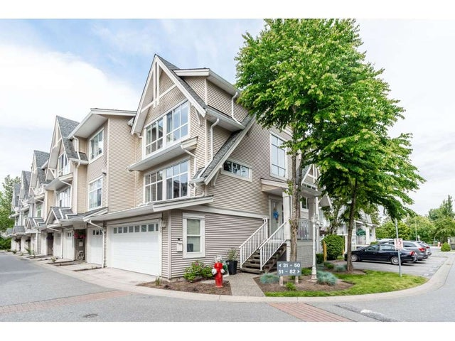 50 6450 199 STREET - Willoughby Heights Townhouse for sale, 4 Bedrooms (R2458747) #1
